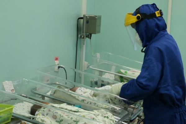 """У заболевших коронавирусом тюменок рождаются здоровые малыши: пока тесты <nobr class=""""_"""">ни у кого</nobr> <nobr class=""""_"""">не выявили</nobr> инфекцию"""