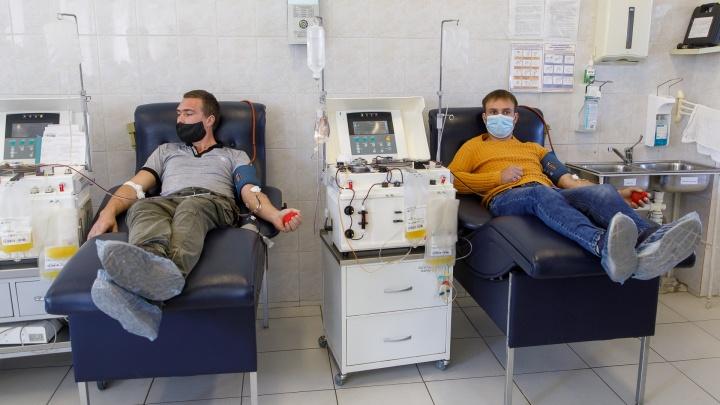В честь борьбы с онкологией и за стоматологов: в Волгограде пройдут сразу две донорские акции