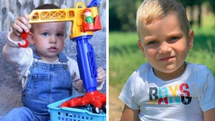 Уральский фонд за неделю собрал 11 млн на лечение двух малышей с СМА