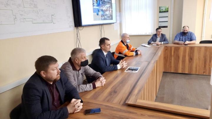 «ЕвроХим-ВолгаКалий» занялся укреплением безопасности производства Гремячинского ГОКа