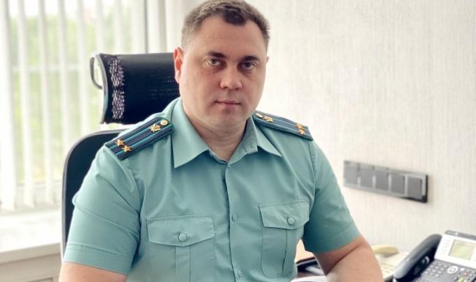Главного судебного пристава Волгограда Евстигнеева отправили в СИЗО