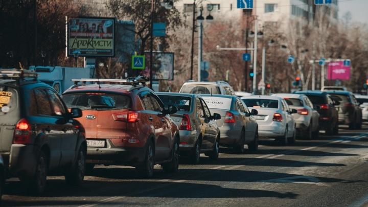 В Тюмени расширяют зоны платной парковки. Сколько они приносят денег в бюджет