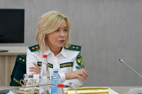 Руководитель Росприроднадзора возмутилась «экологическим бездействием» на карьере в Учалинском районе