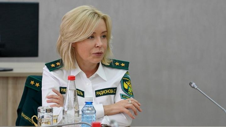 «Уму непостижимо»: глава Росприроднадзора раскритиковала еще одно промышленное предприятие Башкирии