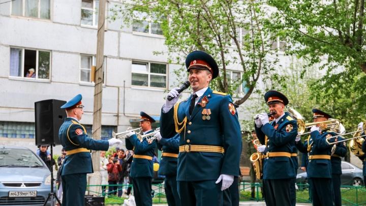 Программа празднования 9 Мая в Красноярске: все мероприятия и перекрытия