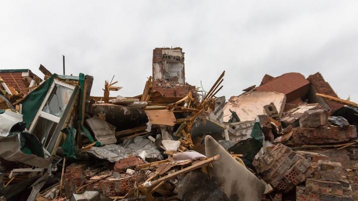 В историческом центре Самары снесут пять домов