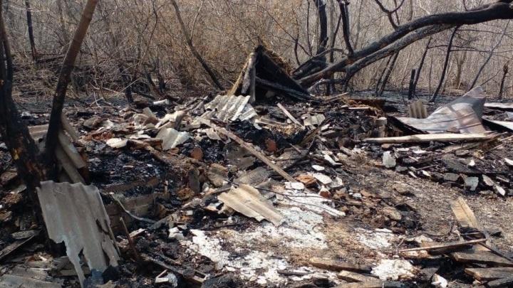 «Даже дыма не было — одно адское пламя»: очевидцы рассказали подробности страшного пожара в хуторе под Новониколаевском