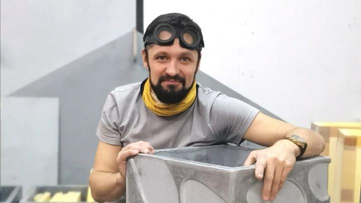 Скончался известный тюменский фотограф и художник Дмитрий Зеленин