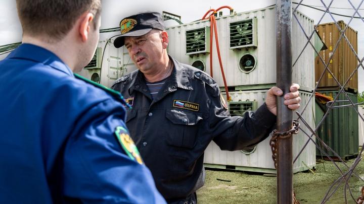 «Звук напоминает рёв турбин самолета»: как майнинговые фермы мешают жить Дивногорску