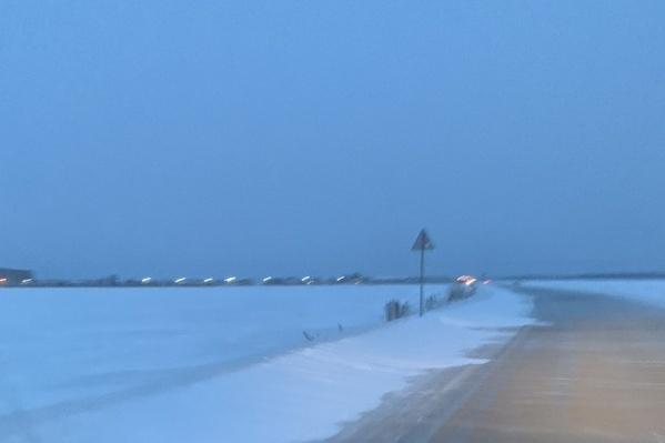 Синоптики предупредили о метелях и снежных заносах