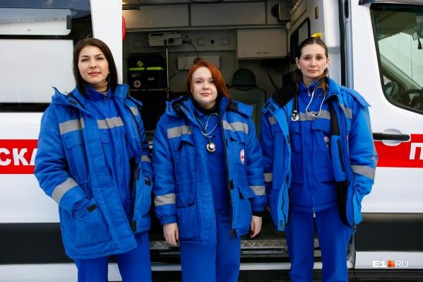 Дарья Клементьева, Анастасия Старцева и Татьяна Яровикова вместе спасают жизни маленьких пациентов