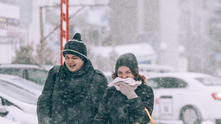 «Из июня перенесемся в март»: на Тюмень идут сильные холода