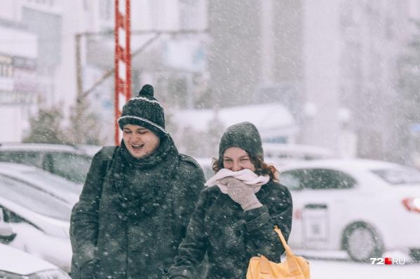 Холодная погода в Тюмени и области продержится недолго, но всё равно принесет сильный ветер и ночные заморозки