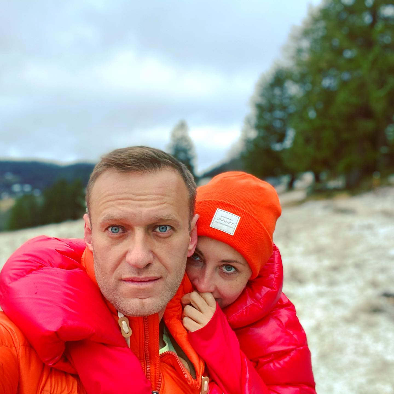 Юлия Навальная стала для своего мужа надежным тылом