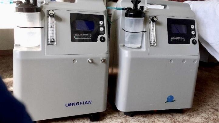 В прикамские больницы доставят 500 кислородных концентраторов для красных зон