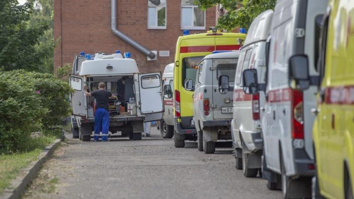В Ярославской области зафиксировали абсолютный рекорд по новым заболевшим COVID-19