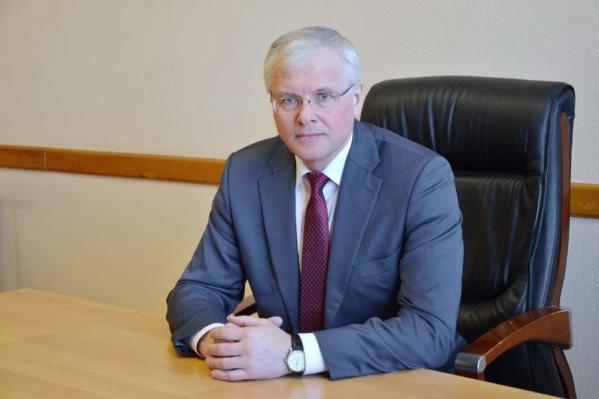 Андрей Корюков вернулся к работе в мэрии Екатеринбурга