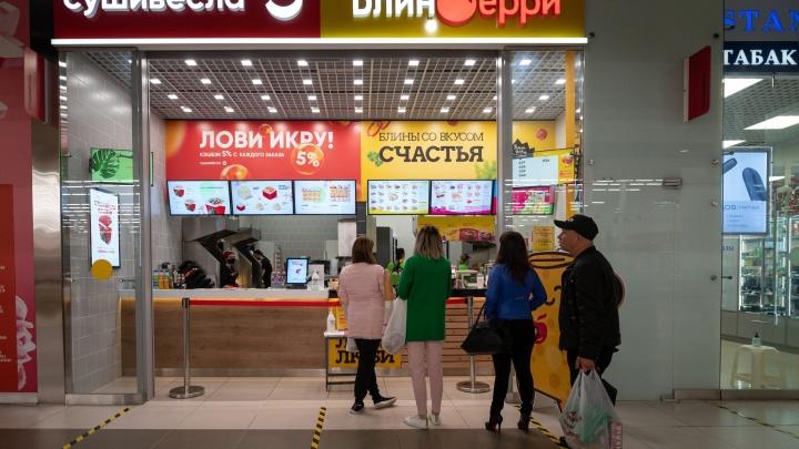 В Волгограде ввели ограничения на работу кафе и ресторанов. Фуд-корты в ТЦ закрыли