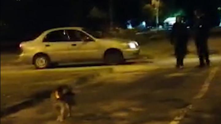В Волгограде нашли лихача, прокатившегося по дорожкам Комсомольского сада