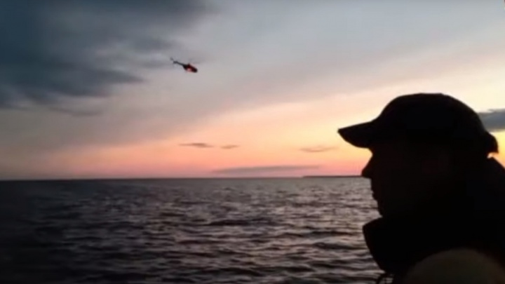 Что могло привести к крушению вертолета «Робинсон» в Белом море. Рассуждает заслуженный пилот России