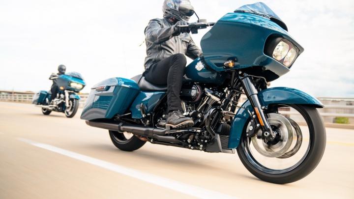Долгожданный мотосезон на старте: «Harley-Davidson Красноярск» пригласил в свой салон любителей драйва