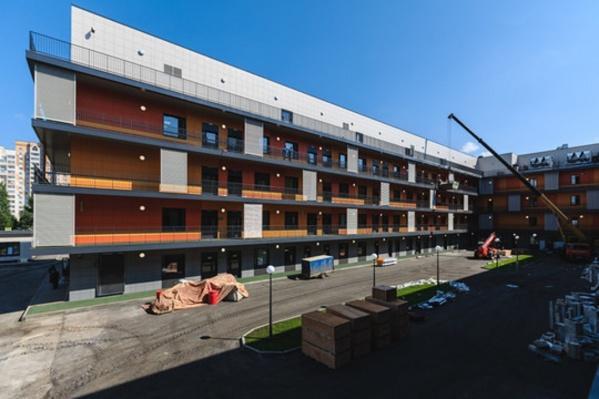 Предполагается, что пермская больница будет похожа на казанскую (на фото)