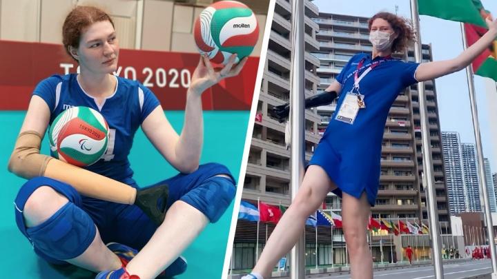Северянка в прямом эфире рассказала 29.RU о стрессовых буднях своей команды на Паралимпиаде в Токио