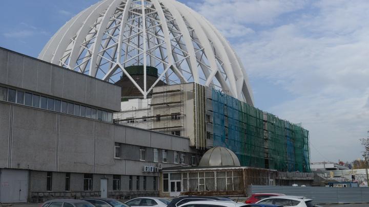Капремонтом екатеринбургского цирка займется фирма из Москвы