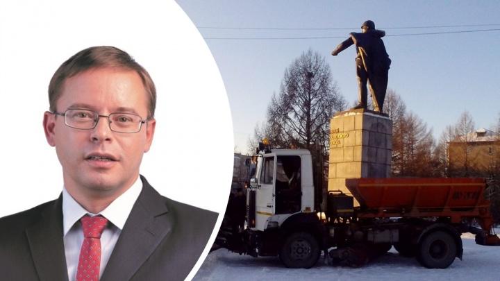 Новым мэром Каменска-Уральского назначили бывшего заводчанина