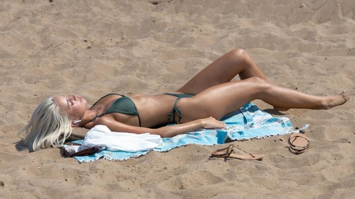 Самара разделась: публикуем пляжные зарисовки нашего фотографа