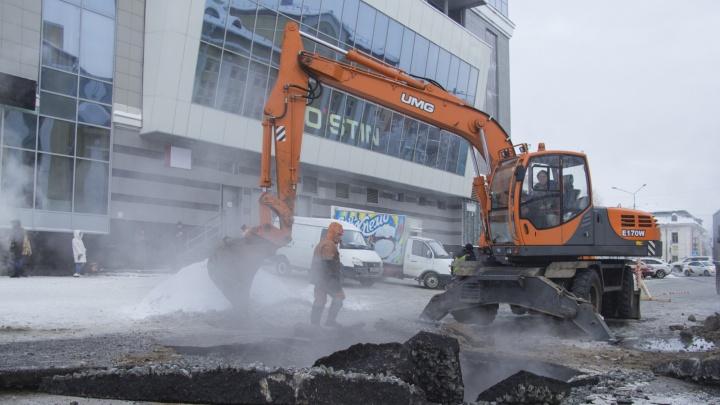 Глава Архангельска заявил, что город получает меньше денег для ремонта сетей, чем Северодвинск