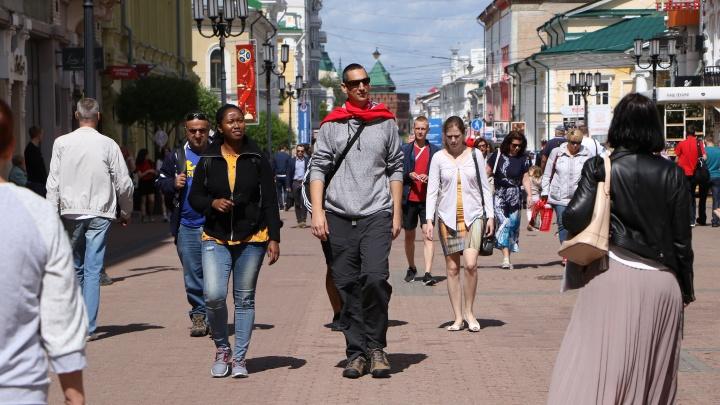 Гости из Европы, Азии и Латинской Америки приедут на 800-летие Нижнего Новгорода. Узнали, какие правила будут действовать для иностранцев