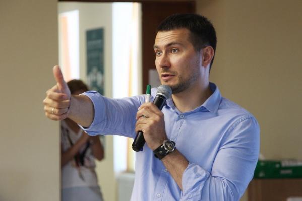 Артём Вахрушев планирует заняться научной и исследовательской деятельностью