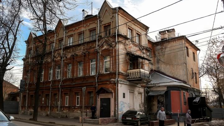 На ДУК, ответственный за разрушение «дома с призраками» на улице Гоголя, завели дело