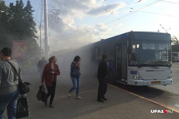 Транспортники считают, что их убирают ради «Башавтотранса»