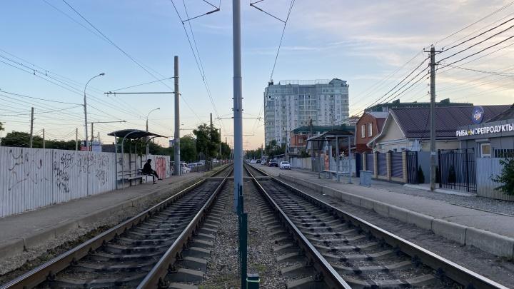 В Краснодаре вернули остановку, которую ранее убрали для увеличения скорости трамвая