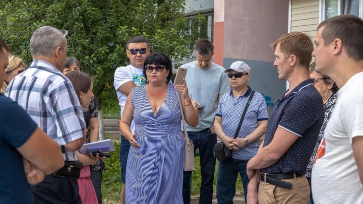 Паника от высоток: жильцы домов на Кирова — Димитрова затормозили перекладку водопровода