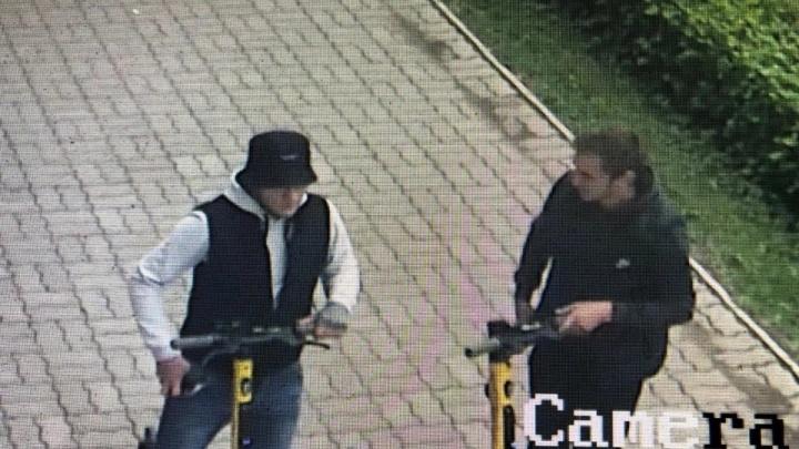 В Уфе полицейские поймали самокатчика, который сбил пенсионера и сбежал