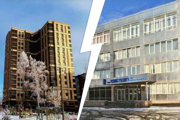Ввод дома «Грибоедов» задерживают на несколько месяцев из-за конфликта с соседним заводом