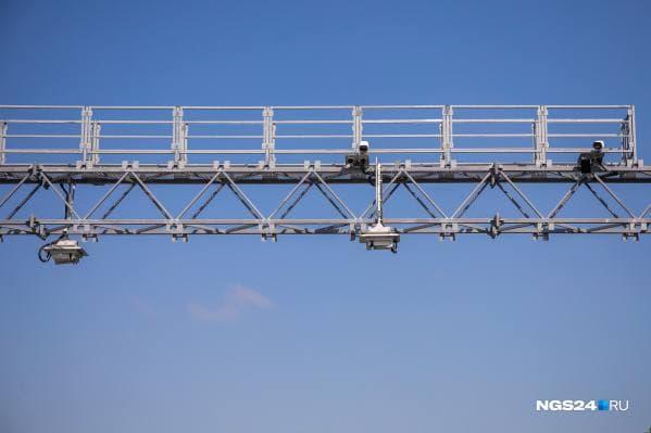 На дорогах края появились 15 новых камер фиксации нарушений