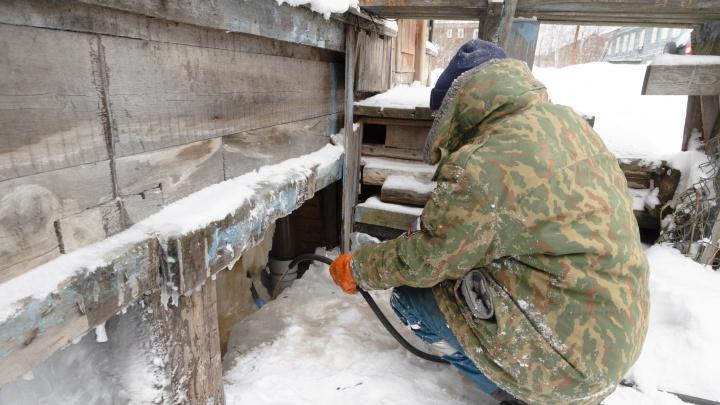 Администрация Архангельска лишила «Экоплюс» права управления домами на Сульфате