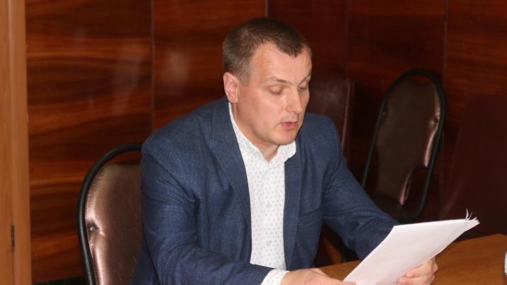 Избран новый глава Вельского района. Им стал главный редактор местной газеты