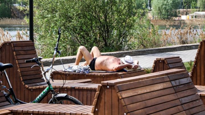 «Это опасное природное явление». Синоптики рассказали, откуда в Нижний Новгород пришла аномальная жара