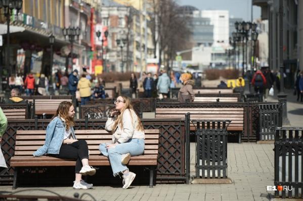 Самая жаркая погода будет во второй половине путинских «каникул»