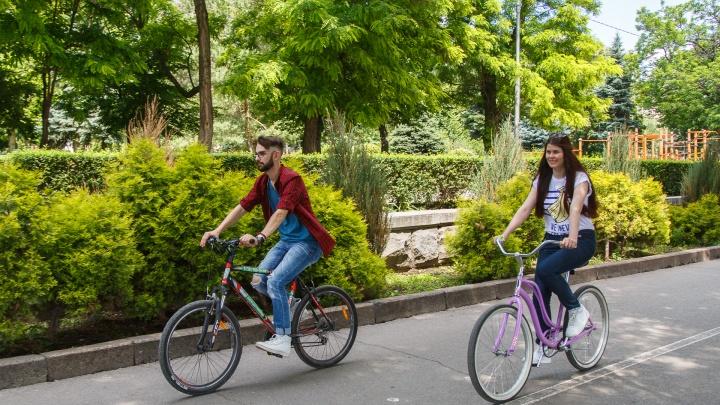 В Волжском пройдет велопробег в честь Александра Невского