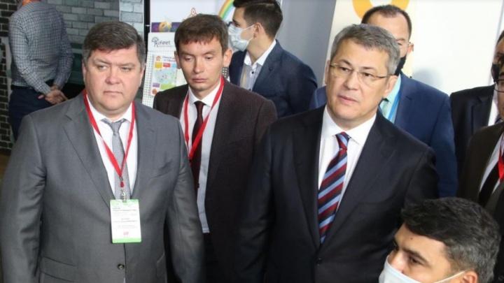 В администрации Хабирова прокомментировали задержание министра ЖКХ Башкирии