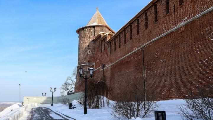 Фуникулер в Нижегородском кремле построят за 329млн рублей к августу этого года