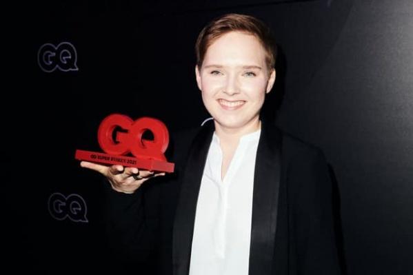 Гузель победила в номинации«Бизнес онлайн»