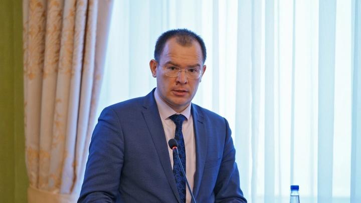 Задержанный глава Минстроя Башкирии обвиняется в превышении полномочий