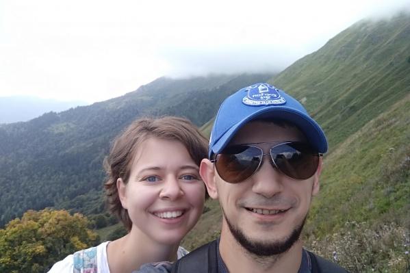 Максим с женой Анастасией переехал в Сочи в 2018 году